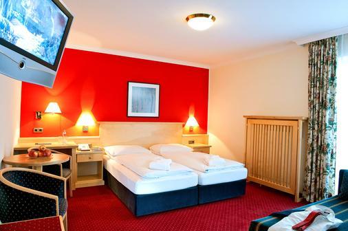 阿爾皮諾酒店 - 巴德霍夫加斯坦 - 巴特霍夫加施泰因 - 臥室