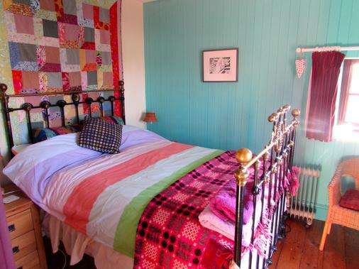 Western House B and B - Swansea - Bedroom