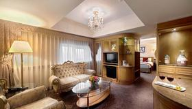 Cosmos Hotel Taipei - Тайбэй - Гостиная