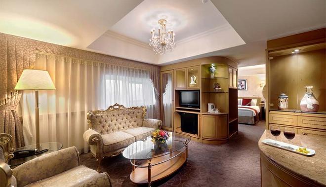 Cosmos Hotel Taipei - Taipei - Oturma odası