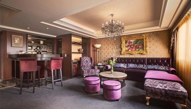Cosmos Hotel Taipei - Taipei - Salon