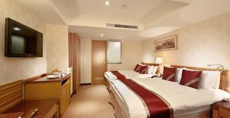 Cosmos Hotel Taipei - Ταϊπέι - Κρεβατοκάμαρα