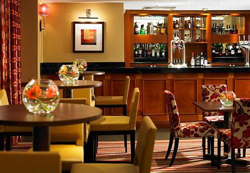 Liverpool Marriott Hotel City Centre - Liverpool - Bar