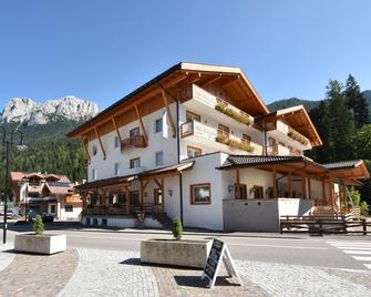 Park Hotel Avisio - Vigo di Fassa - Gebäude