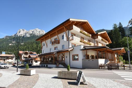 Park Hotel Avisio - Vigo di Fassa - Building