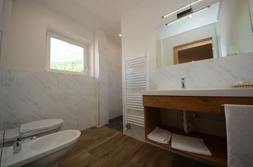 Park Hotel Avisio - Vigo di Fassa - Bathroom