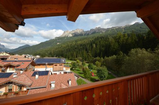 Park Hotel Avisio - Vigo di Fassa - Balcony