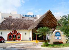Hotel Las Palomas Nuevo Vallarta - Nuevo Vallarta - Gebouw