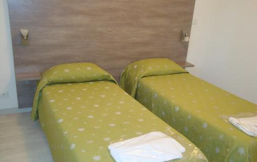Appart'Hotel Le Splendid d'Allevard - Allevard - Bedroom