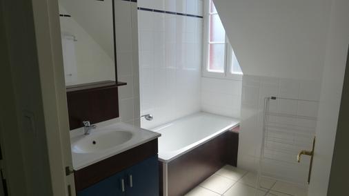 Terres De France - Appart'hotel La Roche-Posay - La Roche-Posay - Bathroom