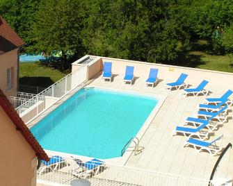Terres De France - Appart'hotel La Roche-Posay - La Roche-Posay - Pool