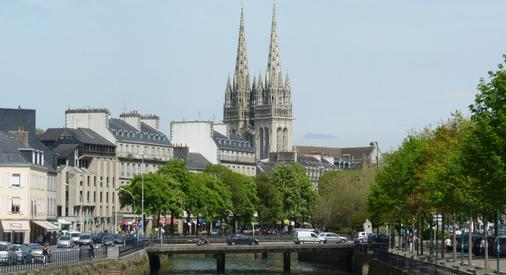 Terres de France - Appart'Hotel Quimper Bretagne - Quimper - Attractions