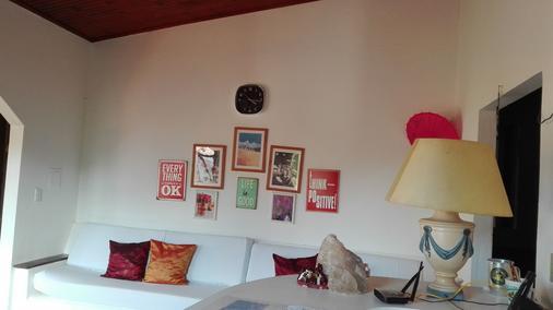 Pousada Carpe Diem - Arraial d'Ajuda - Living room