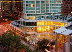 Vancouver Marriott Pinnacle Downtown Hotel - แวนคูเวอร์ - อาคาร