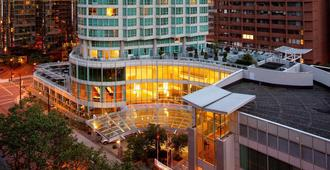 Vancouver Marriott Pinnacle Downtown Hotel - Vancouver - Rakennus