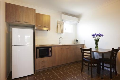 Takalvan Motel - Bundaberg - Phòng bếp