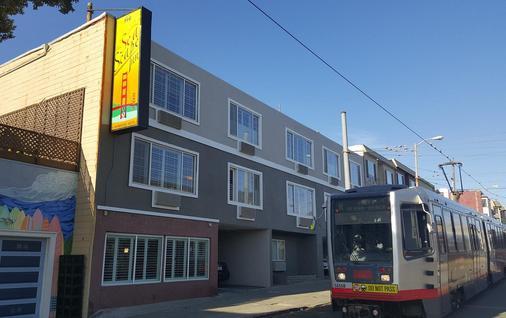 Seascape Inn - A Fairbridge Hotel - San Francisco - Toà nhà