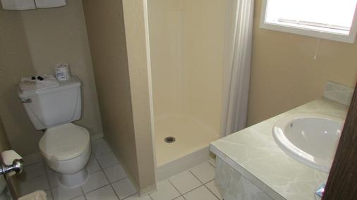 Fairbridge Inn & Suites - Leavenworth - Baño