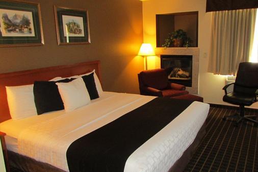 Fairbridge Inn & Suites - Leavenworth - Bedroom
