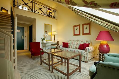 The Narutis Hotel - Vilnius - Living room