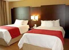 برينسيبي هوتل آند سويتس - بنما سيتي (بنما) - غرفة نوم