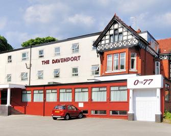The Davenport Hotel - Stockport - Gebouw