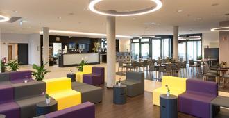 Star Inn Hotel Stuttgart Airport-Messe - Stuttgart - Lobby