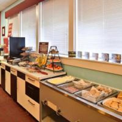 The Inn And Suites At 34 Fifty - Abilene - Buffet