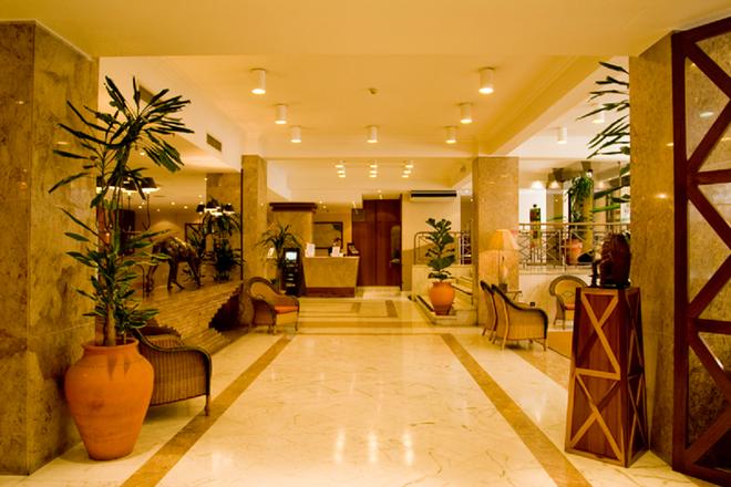 亞馬遜河流域里斯本酒店 - 里斯本 - 里斯本 - 大廳