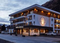 Hotel Zontaja - Galtur - Building
