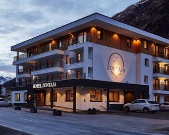 Hotel Zontaja - Galtur - Edificio