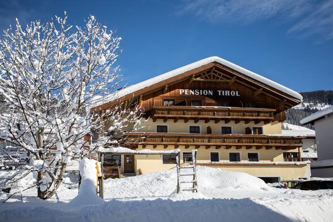 Pension Tirol - Nauders - Outdoor view