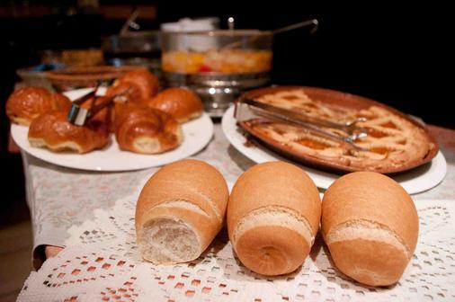 Balcony - Florence - Food
