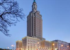 Hilton Moscow Ленинградская - Москва - Здание