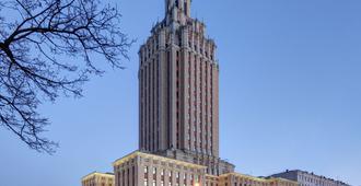 莫斯科列寧格勒希爾頓酒店 - 莫斯科 - 建築