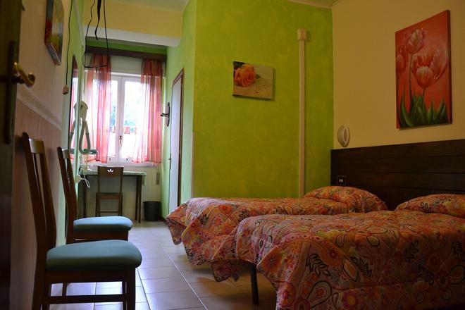 Hotel Ristorante Bagnaia - Viterbo - Habitación