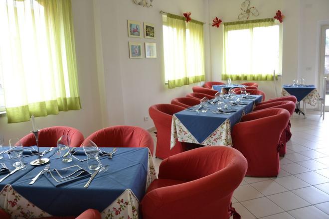 Hotel Ristorante Bagnaia - Viterbo - Comedor