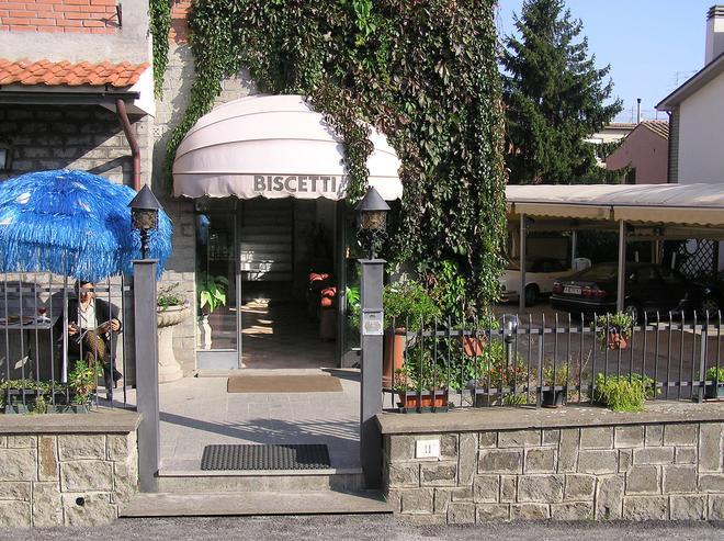 Hotel Ristorante Bagnaia - Viterbo - Vista del exterior