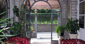 Hotel Ristorante Bagnaia - Viterbo - Sala de estar