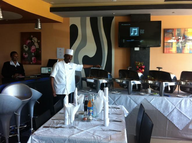 Ag Palace Hotel - Addis Ababa - Thức ăn