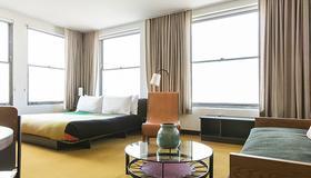エース ホテル ダウンタウン ロサンゼルス - ロサンゼルス - 寝室
