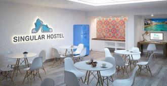 Y Hostel - Albergue Juvenil - Palma - Restaurante