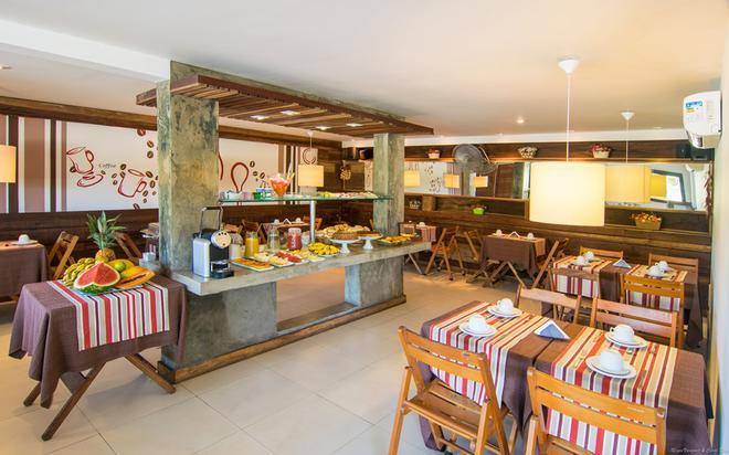 Hotel Barra da Lagoa - Búzios - Buffet