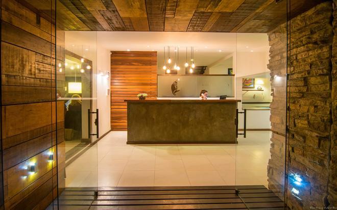 Hotel Barra da Lagoa - Búzios - Front desk