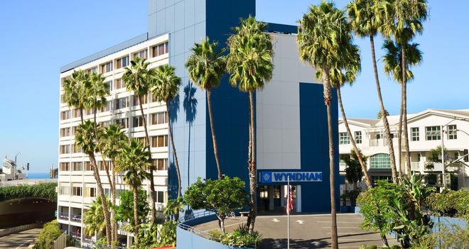 Wyndham Santa Monica At The Pier - Санта-Моника - Здание