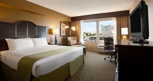 Wyndham Santa Monica At The Pier - Santa Monica - Bedroom