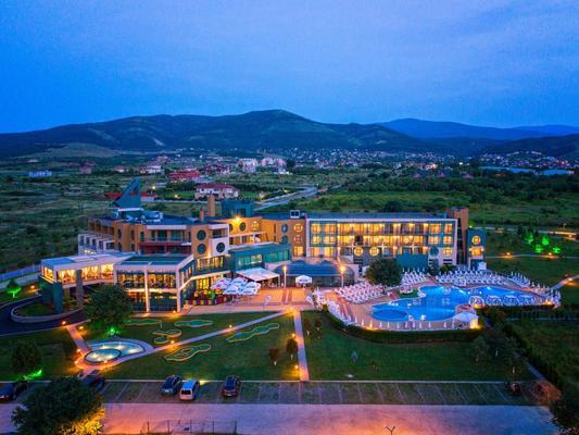 Park & SPA Hotel Markovo - Plovdiv - Building