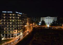 Park Hotel - Salónica - Edificio
