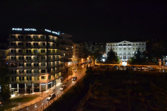 Park Hotel - Thessaloniki - Building