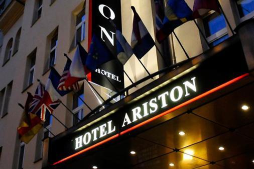 Hotel Ariston & Ariston Patio - Praga - Edificio